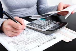 Filling the Tax Form