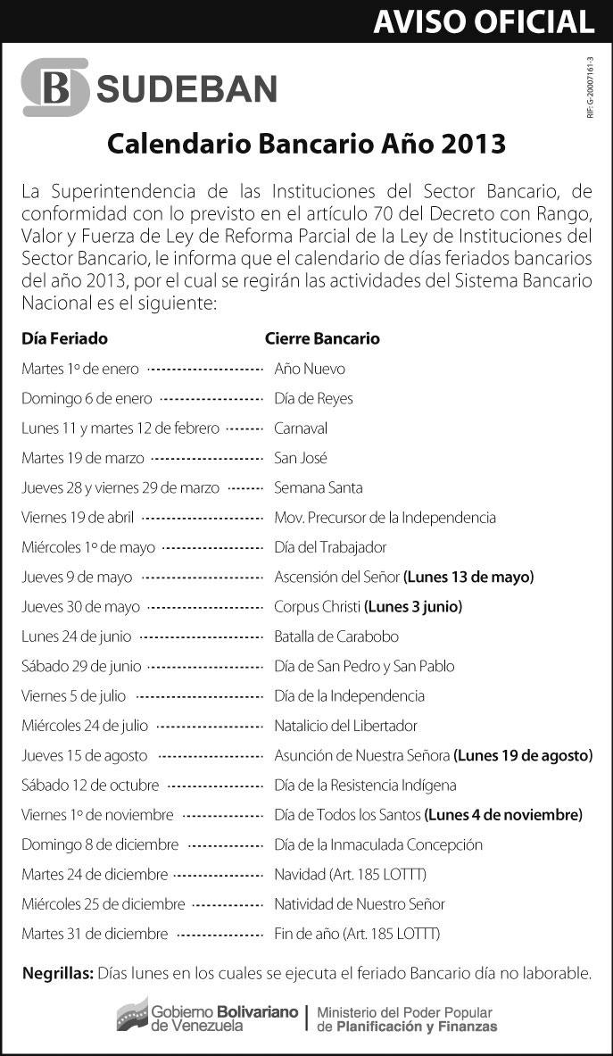 Calendario-Bancario-2013