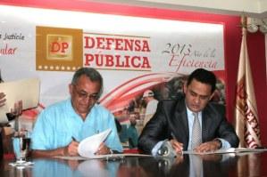 Escuela Nacional de la Defensa Pública
