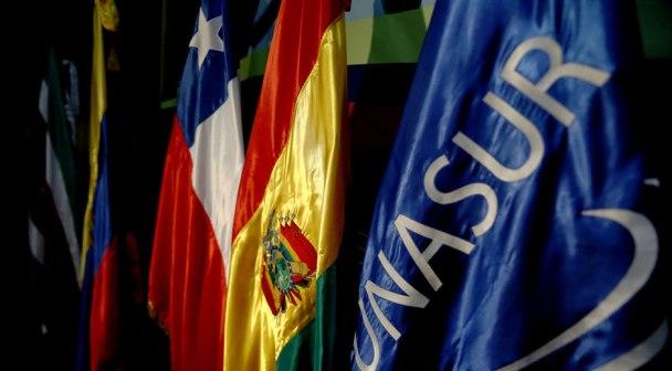 Unasur-bandera